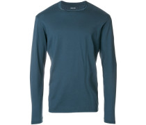 fitted longsleeved top