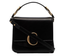 Mittelgroße 'C' Handtasche