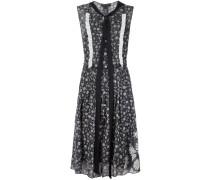 Kleid mit Margeriten-Print