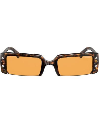 Eckige 'Soho' Sonnenbrille