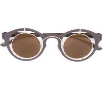 'Bradfield' Sonnenbrille - unisex - metal