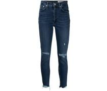 Emory Skinny-Jeans im Distressed-Look