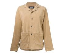 Klassische Jacke im Hemdstil