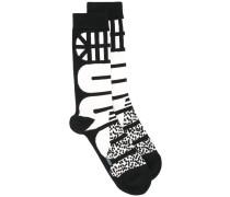 'Whoop' Socken