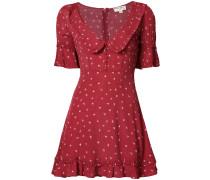 Kleid mit Herz-Print