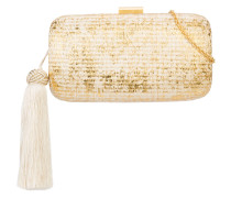 Clutch mit Metallic-Effekt
