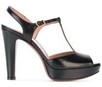 D'Orsay T-Bar sandals