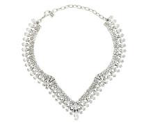 'Vicki' Halskette mit Kristallen