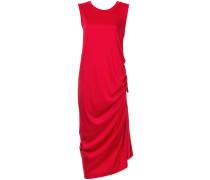 Kleid mit geraffter Tailler