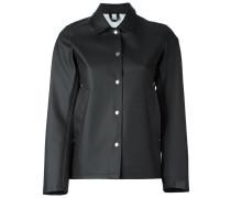 Jacke mit Knöpfen - women - Baumwolle/Polyester