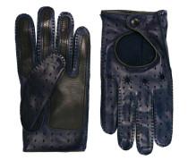 Handschuhe mit Lochmuster