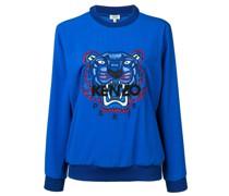 Sweatshirt mit Tigermotiv