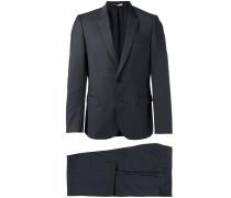 Zweiteiliger Anzug - men - Viskose/Wolle - 40