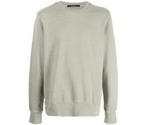 Sweatshirt mit Distressed-Detail