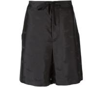 Pyjama-Shorts mit Jacqardmusterung