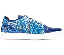 Sneakers mit abstraktem Print - men