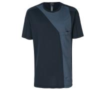 T-Shirt mit asymmetrischem Design