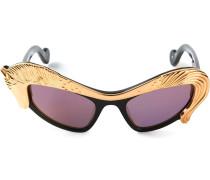 'Horse' Sonnenbrille - women - Acetat