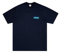 T-Shirt mit Spiral-Print