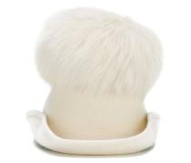 detachable pompom hat