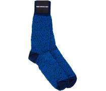 Gepunktete Socken