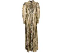 floral print maxi gown