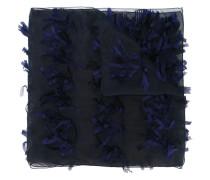 Schal mit Bändern