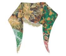 'Aloe' Schal mit Print