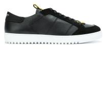 industrial stripe sneakers