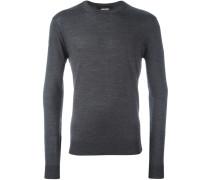 Klassischer Wollpullover - men - Wolle - XL