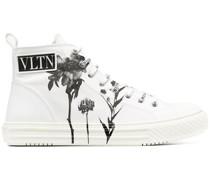 'Giggies Flowersity' High-Top-Sneakers