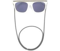 Oversized 'Falabella' Sonnenbrille