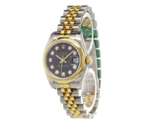 'Lady-Datejust' analog watch