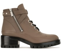 HAYETT - 50MM LACE UP BOOT