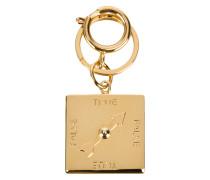 Schlüsselanhänger im Lügendetektor-Design