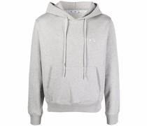 Arrows mélange hoodie