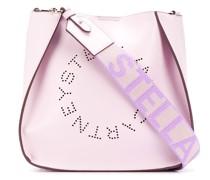 'Stella' Schultertasche mit Logo