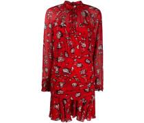 'Alena' Kleid mit Blumen-Print