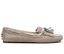 Loafer im Mokassin-Stil