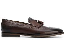 Loafer mit Zierlasche - men - Leder - 40.5