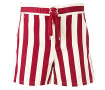striped shorts - women - Seide/Baumwolle - 42