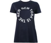 T-Shirt mit Print - women - Baumwolle - L