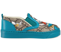 Toddler GG space cats sneaker