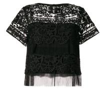 'Lace Daze' Bluse