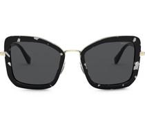 'Délice' Oversized-Sonnenbrille