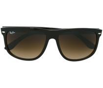 Rechteckige Sonnenbrille - men - Acetat