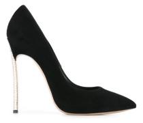Stilettos mit Nieten - women - Leder/Wildleder