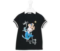 T-Shirt mit Meerjungfrauen-Print - kids