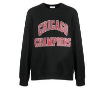 """Sweatshirt mit """"Chicago""""-Print"""