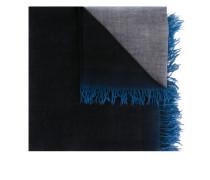 Wollschal mit Farbverlauf